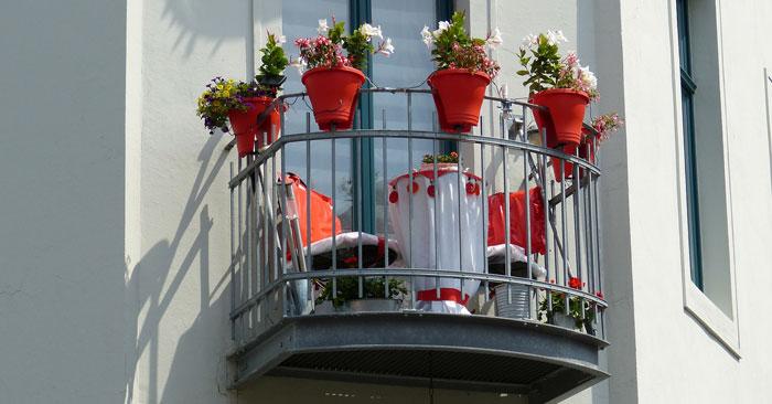 decorar tu balcon