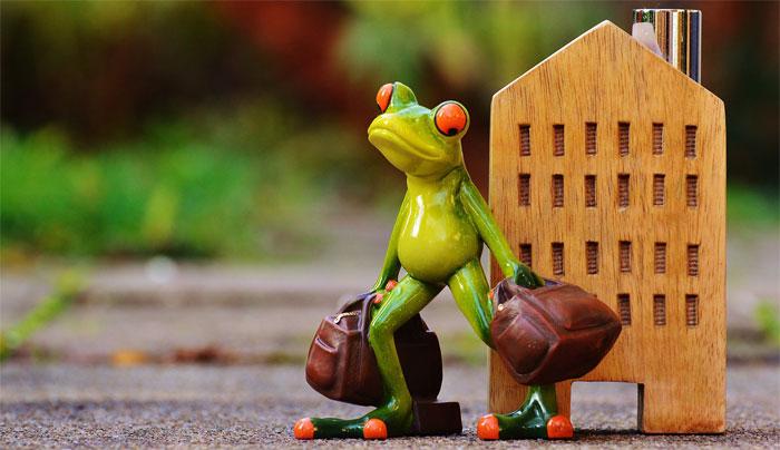 dejar tu casa por vacaciones