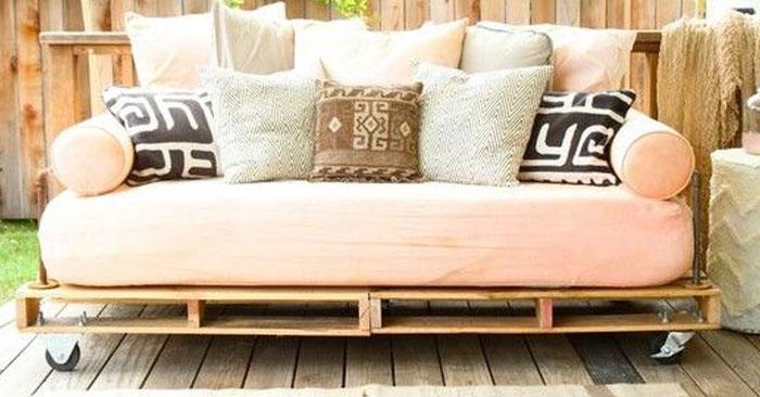 Muebles Con Palets 10 Muebles Y Objetos Que Puedes Hacer - Cosas-con-palets