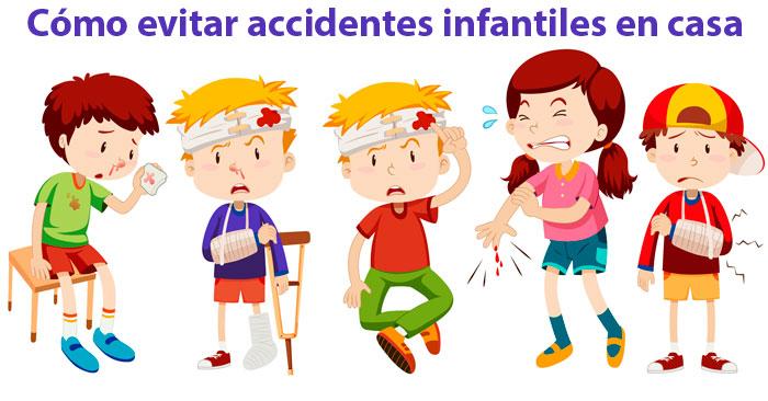 Cómo evitar accidentes infantiles en casa
