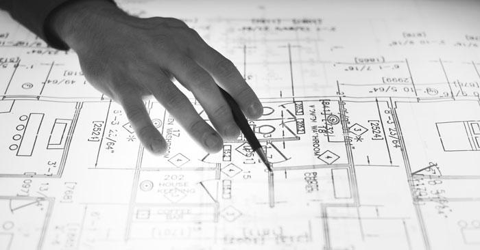 ¿Cómo mejorar el diseño de espacios al autoconstruir?