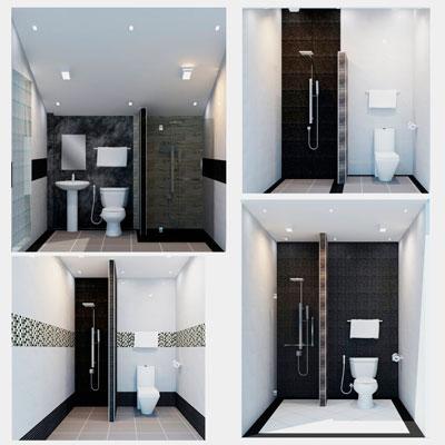 reformas de baños modernos que revalorizan tu vivienda