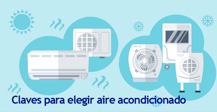 Claves para elegir aire acondicionado para instalar en casa