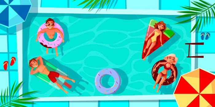 hacer una piscina DIY