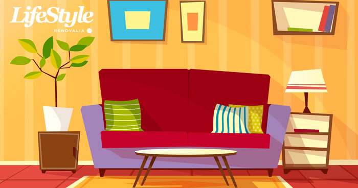 escoger un sofá