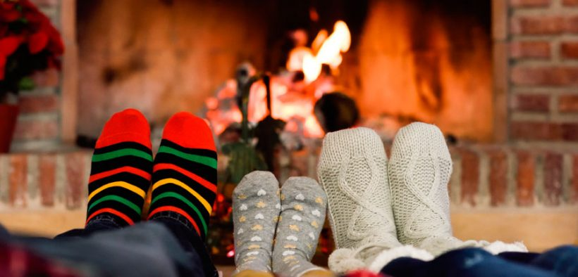 Elegir e instalar una chimenea en tu salón