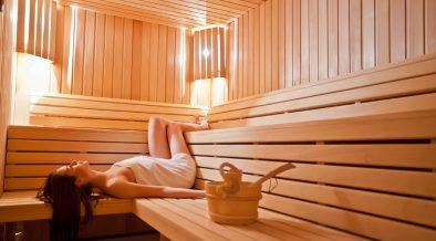 cómo poner una sauna en casa