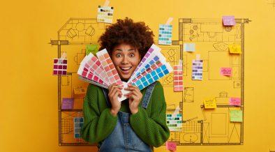 elegir una paleta de colores para casa