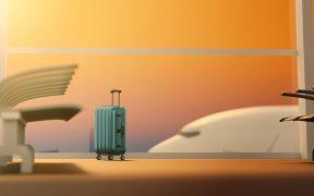 Cómo evitar perder la maleta